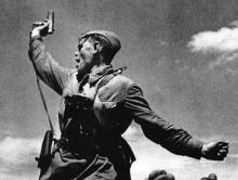 В Саратов привезут останки погибшего в 1942 году командира полка