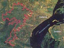 Александр Буренин ограничил саратовцам вход на Кумысную поляну