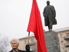 Коммунисты Энгельса потребовали признать Новороссию и поддержали президента