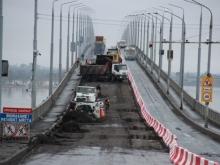 """Ремонтируемый мост """"Саратов-Энгельс"""" откроют для частного транспорта"""