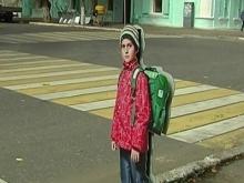 Саратовских водителей просят не надеяться на чувство самосохранения школьников