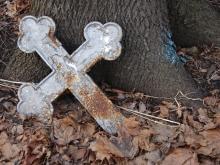 """В Энгельсе на кладбище """"Угольник"""" найден труп в петле"""