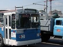 Приостанавливается работа троллейбусного маршрута