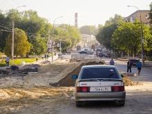 ВоТГК: До завершения работ на Орджоникидзе осталось две недели