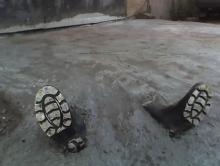 Ехавший в Саратов мужчина найден закатанным в бетон