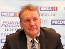 Николай Ремезов получил благодарность от федерального правительства