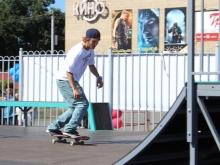 Балаковские спортсмены ко Дню города обзавелись скейтпарком