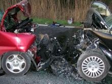 Под Петровском в автокатастрофе погибли две женщины