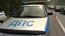 Молодой водитель сбил пешего полицейского