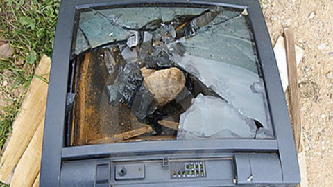 Сын забил телевизором бросившую его в детстве мать