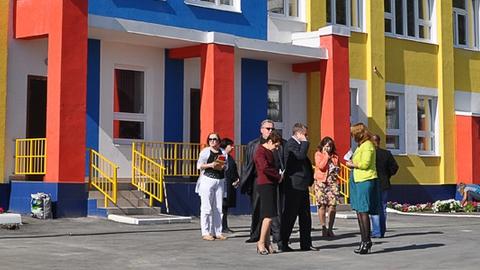 В Заводском районе Саратова открывается новый детсад