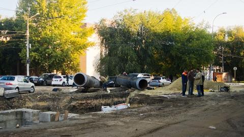 Буренин: ВоТГК опять затянула сроки строительства теплотрассы в Заводском