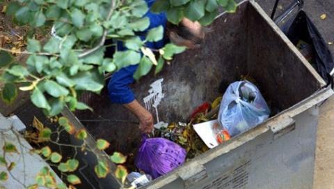 В Саратове на мусорке обнаружен труп младенца