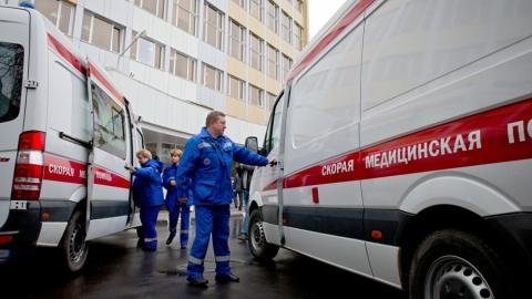 Пассажирка автобуса пострадала в ДТП с троллейбусом