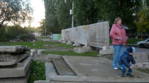 Слухи о застройке сквера в Заводском районе Саратова названы провокацией оппозиции