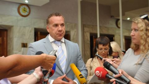 Грищенко готов предоставить лодочникам базы в Юрише и на Зеленом острове