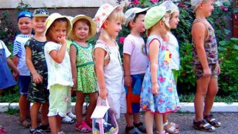 Саратовцы могут встать в очередь в детсад через портал госуслуг