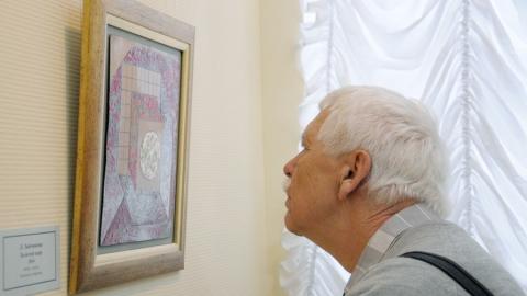 В Саратове работает выставка искусства оптического обмана