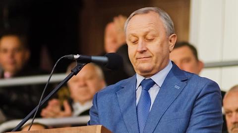 Валерий Радаев встретит на мосту федерального министра