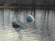 Сторож перевернулся на лодке и утонул