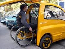 Минсоцразвития покупает автомобиль для инвалидов за миллион
