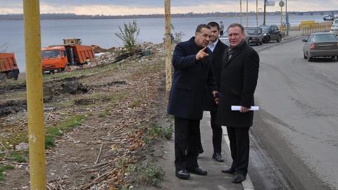 Власти Саратова планируют расширить муниципальный солярий в Затоне