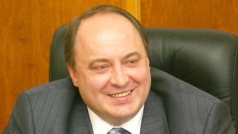 """Директор ПО """"Корпус"""" получил медаль """"За доблестный труд"""""""