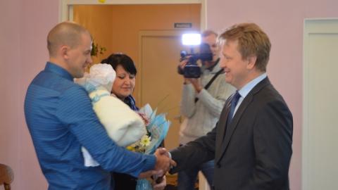 В Балакове зарегистрировали двухтысячного в этом году младенца