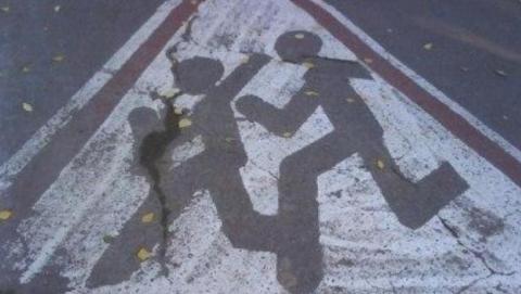 """Безработный на """"четырнадцатой"""" насмерть сбил пешехода и сбежал"""