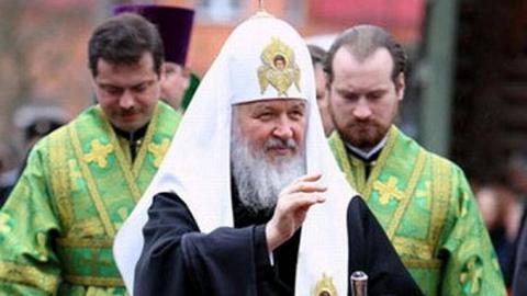 Патриарх Кирилл поблагодарил митрополита Лонгина за гостеприимство