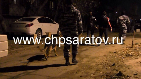 В Саратове копатели траншей приняли за мину примус