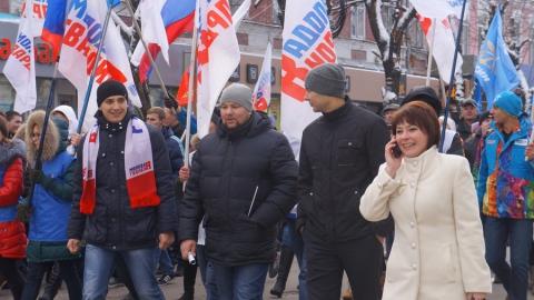 Владимир Попков: мы поддерживаем курс президента