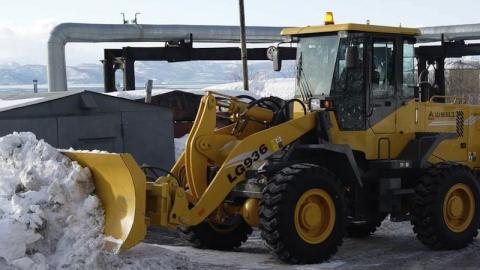 В России могут перестать убирать снег с автодорог