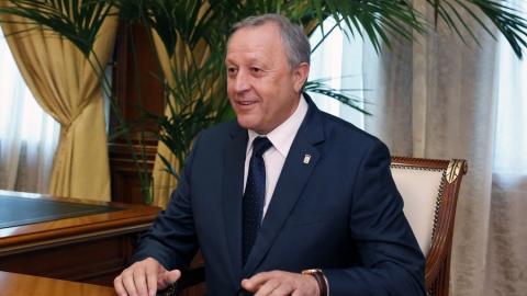 Валерий Радаев улучшил позиции в рейтинге влиятельности губернаторов
