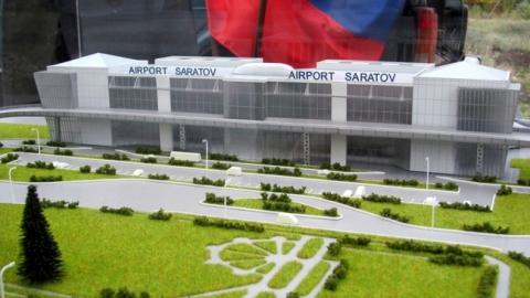 Олег Грищенко о новом аэропорте: Саратов сможет стать перекрестком Евразии