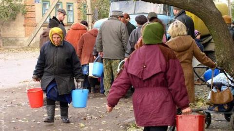 12 ноября часть Агафоновки останется без воды на весь день