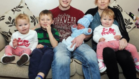 Саратовская область получила 300 миллионов на поддержку семей с четырьмя детьми