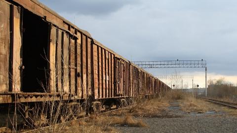 На ПривЖД продолжается работа по увеличению веса грузовых поездов