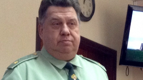 Уволен глава УФСКН по Саратовской области Александр Иванов