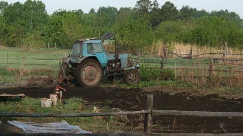 Под Саратовом 18-летнего сельчанина подозревают в угоне трактора