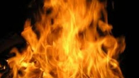 Неосторожный курильщик потерял жизнь на пожаре