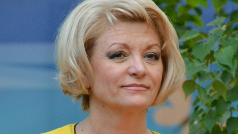 Марина Епифанова принимает участие во Всероссийском съезде сельских учителей
