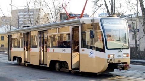 """За последние сутки саратовские трамваи дважды зависали в """"мертвой зоне"""""""
