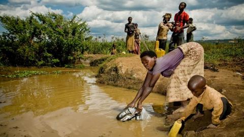 В Саратове бессрочно отключили от питьевой воды Вторую Садовую