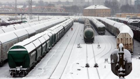 За 10 месяцев со станций ПривЖД отправлено около 28,8 млн т грузов