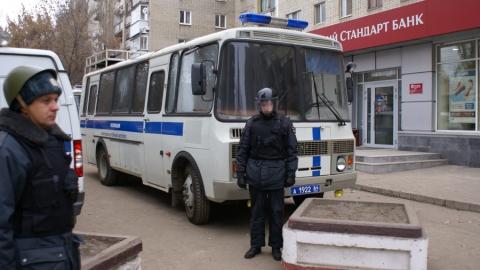 На саратовский драмтеатр напали условные террористы