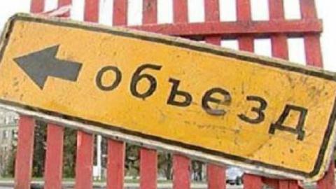 Саратовские автобусы на сутки пустят в объезд улицы Антонова