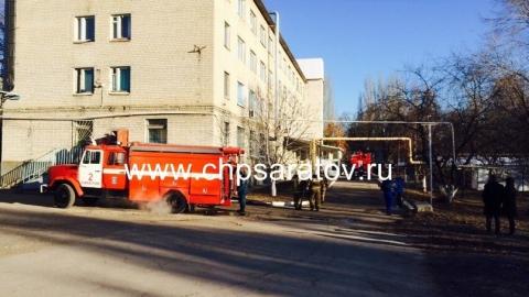 Из-за ЧП из саратовского центра реабилитации инвалидов вывели 150 человек
