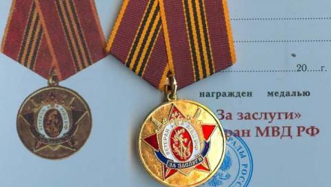 Ветераны договорились помочь балашовским полицейским в борьбе с мошенниками