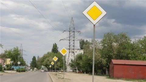 Соборную улицу на перекрестке с Волжской сделали главной